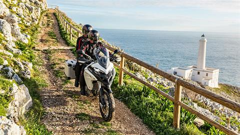 2018 Ducati Multistrada 1200 Enduro Touring in Northampton, Massachusetts - Photo 11