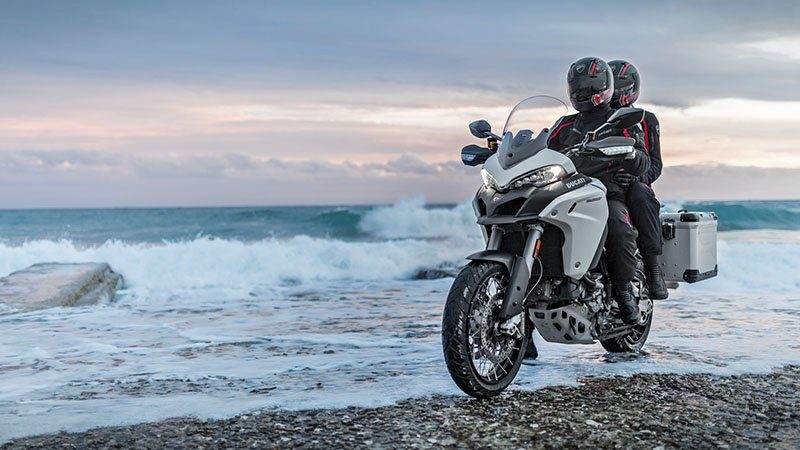 2018 Ducati Multistrada 1200 Enduro Touring in Brea, California