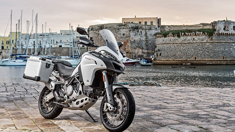 2018 Ducati Multistrada 1200 Enduro Touring in Fort Montgomery, New York