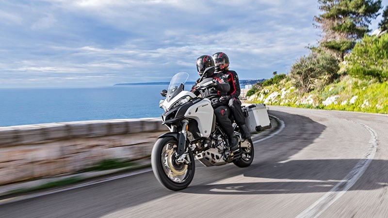 2018 Ducati Multistrada 1200 Enduro Touring in New Haven, Connecticut