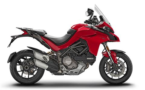 2018 Ducati Multistrada 1260 in Northampton, Massachusetts