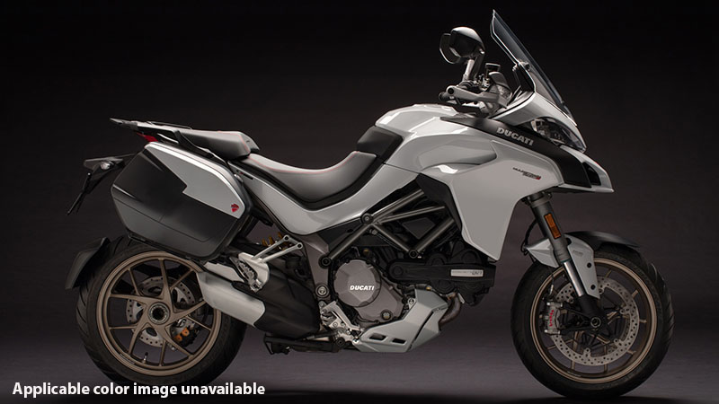 2018 Ducati Multistrada 1260S Touring in Columbus, Ohio