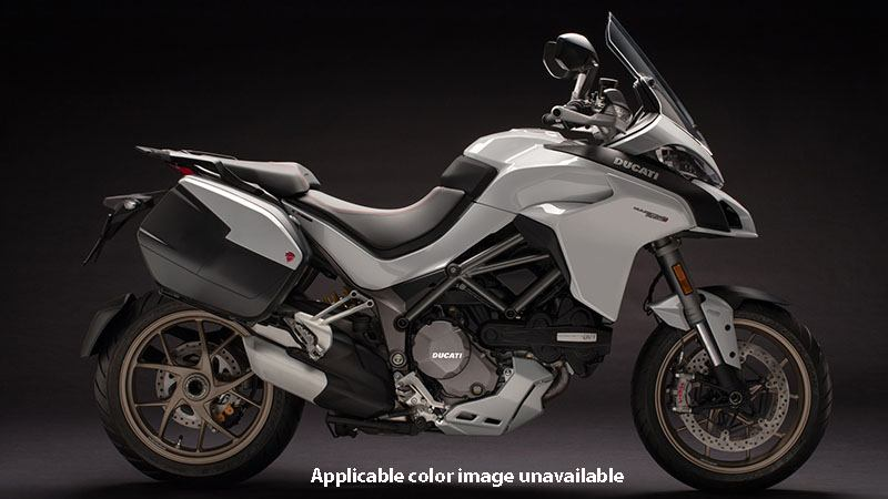 2018 Ducati Multistrada 1260S Touring in Albuquerque, New Mexico