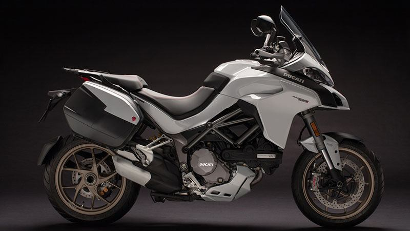 2018 Ducati Multistrada 1260S Touring in Greenville, South Carolina