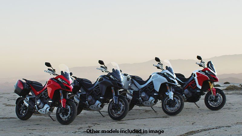 2018 Ducati Multistrada 1260S Touring in Sacramento, California