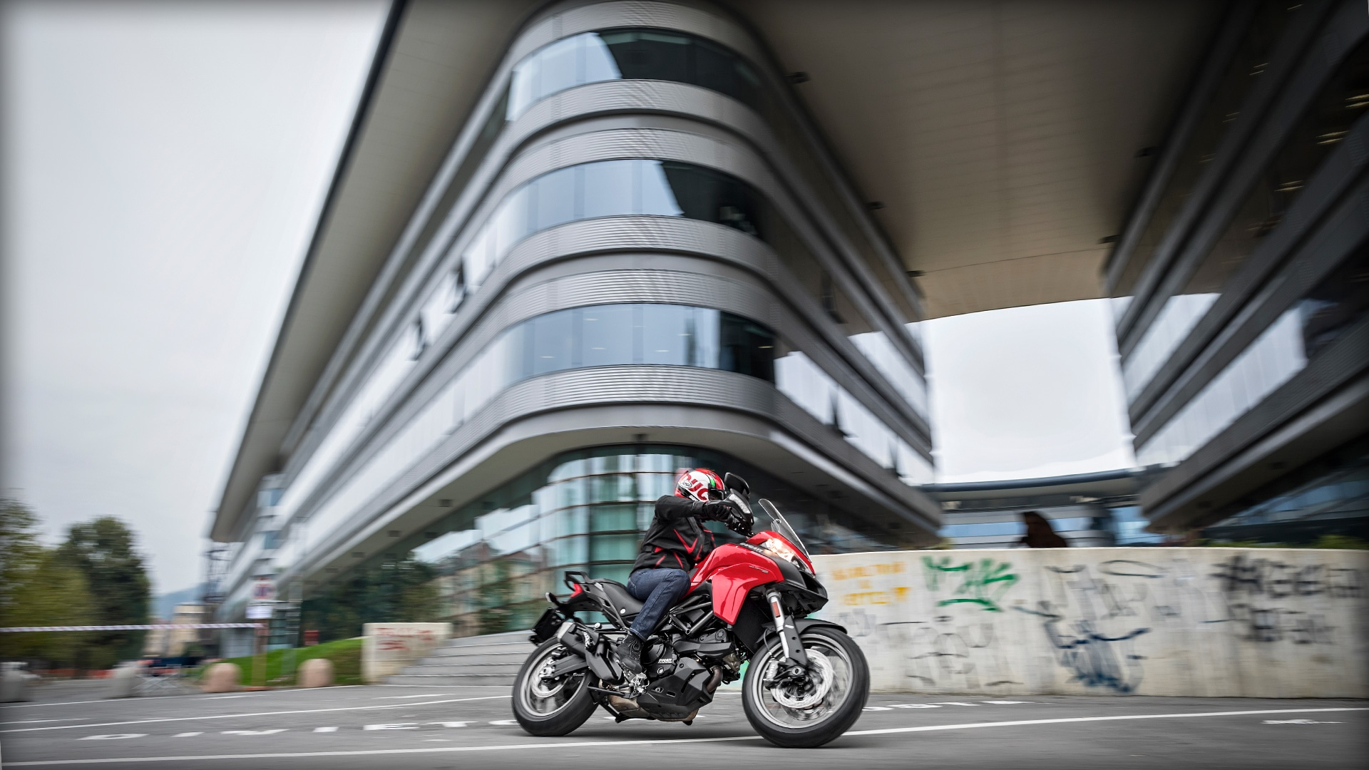 2018 Ducati Multistrada 950 in Columbus, Ohio