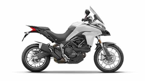 2018 Ducati Multistrada 950 in Medford, Massachusetts