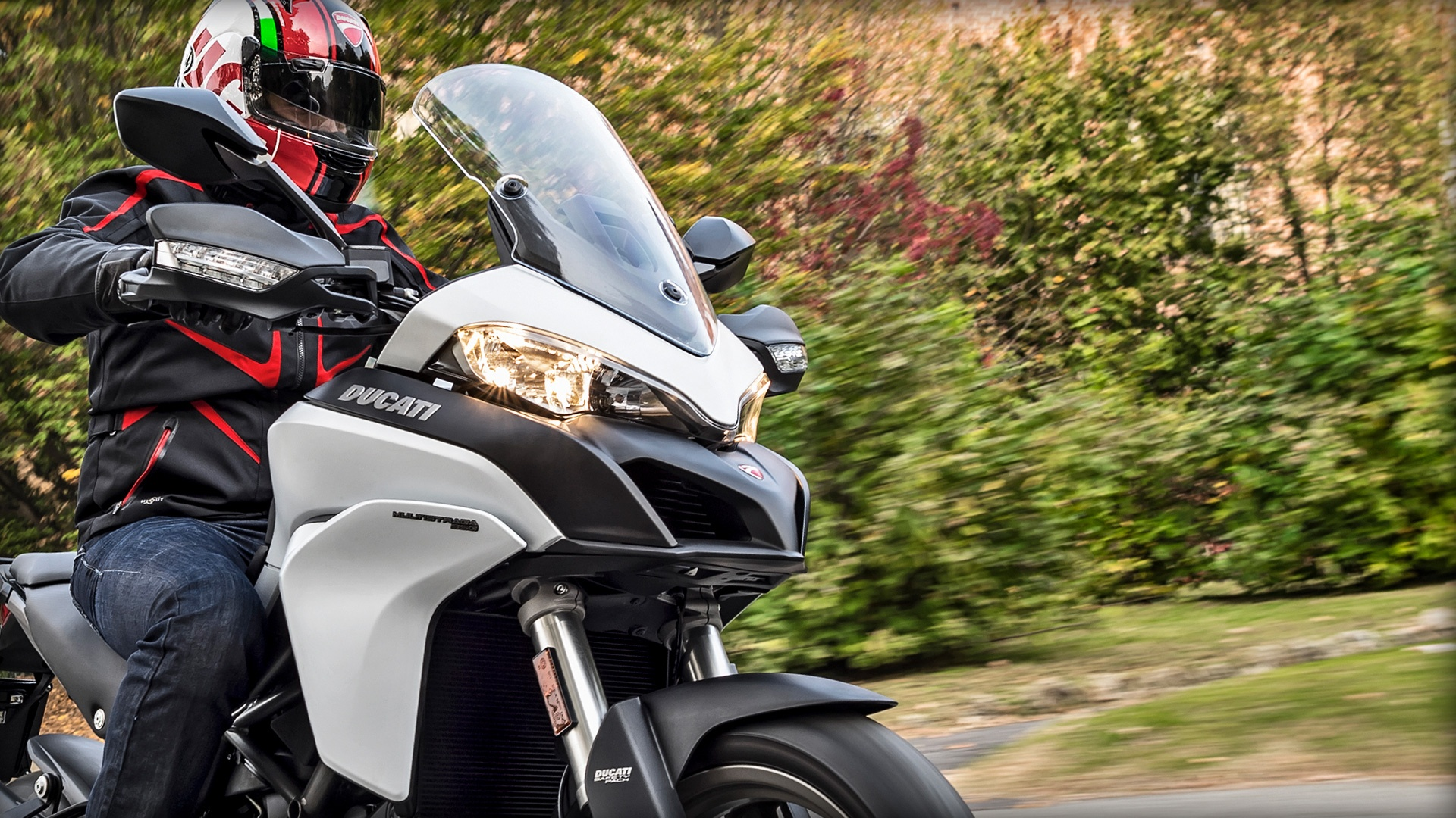 2018 Ducati Multistrada 950 in Oakdale, New York