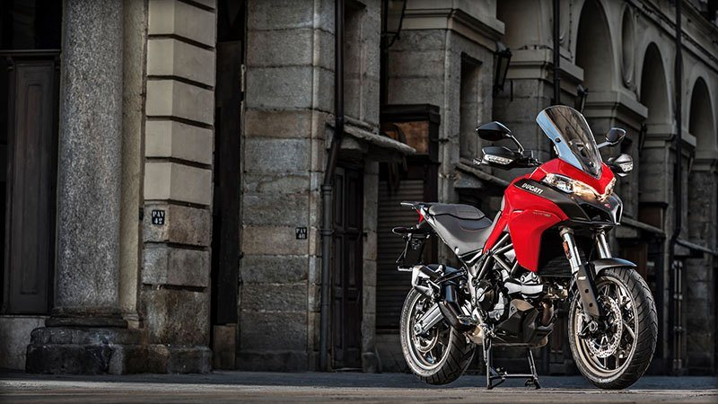 2018 Ducati Multistrada 950 in Greenville, South Carolina