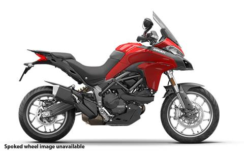 2018 Ducati Multistrada 950 SW in Greenville, South Carolina