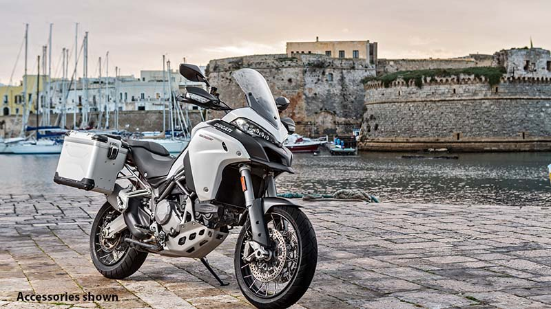 2018 Ducati Multistrada 950 SW in Fort Montgomery, New York