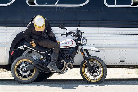 2018 Ducati Scrambler Desert Sled in New Haven, Connecticut