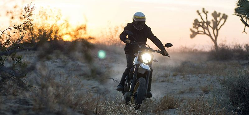 2018 Ducati Scrambler Desert Sled in Albuquerque, New Mexico - Photo 3