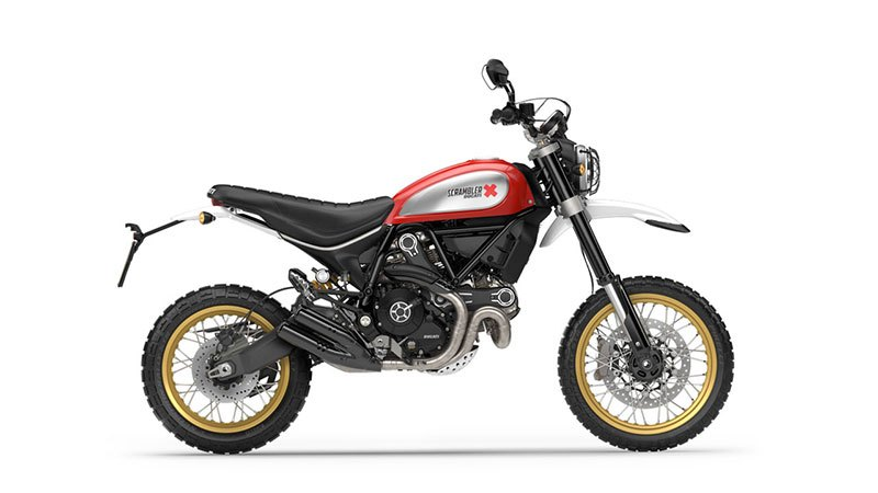 2018 Ducati Scrambler Desert Sled in Medford, Massachusetts - Photo 1