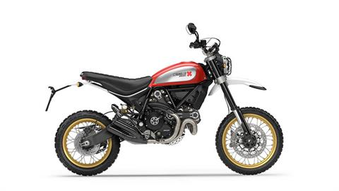 2018 Ducati Scrambler Desert Sled in Columbus, Ohio