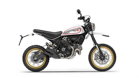 2018 Ducati Scrambler Desert Sled in Albuquerque, New Mexico