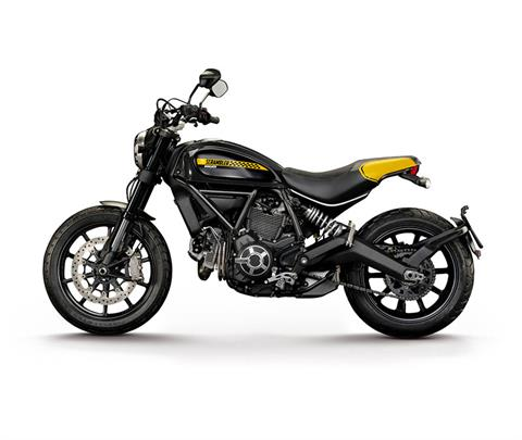 2018 Ducati Scrambler Full Throttle in Sacramento, California