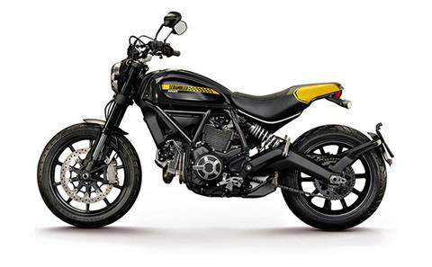 2018 Ducati Scrambler Full Throttle in Fort Montgomery, New York