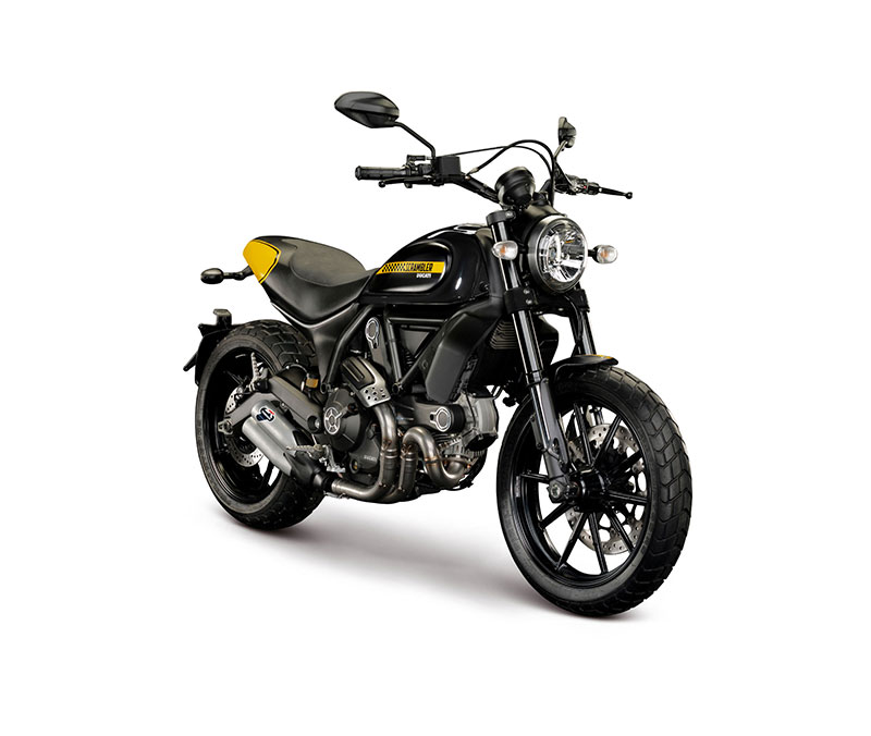 2018 Ducati Scrambler Full Throttle in Oakdale, New York