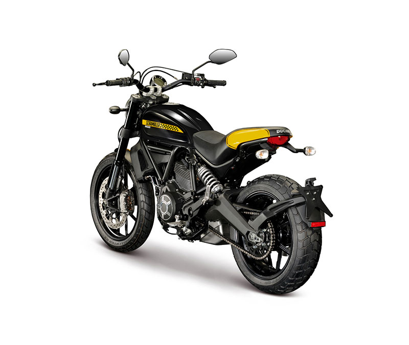 2018 Ducati Scrambler Full Throttle in Greenville, South Carolina