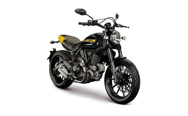 2018 Ducati Scrambler Full Throttle in Stuart, Florida