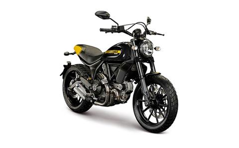 2018 Ducati Scrambler Full Throttle in Fort Montgomery, New York - Photo 2