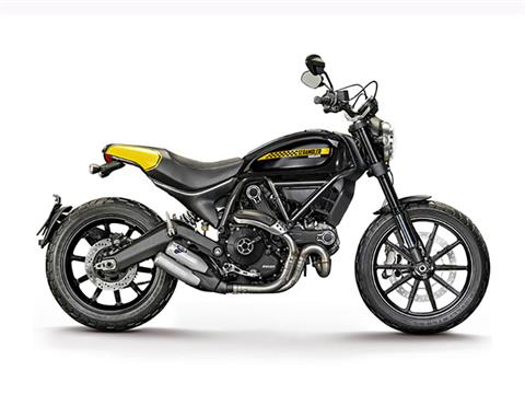 2018 Ducati Scrambler Full Throttle in Medford, Massachusetts