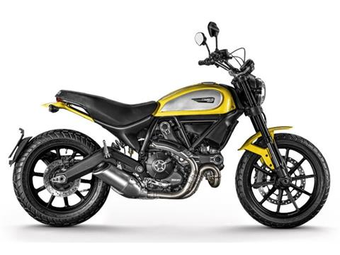 2018 Ducati Scrambler Icon in Medford, Massachusetts