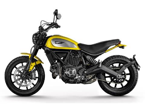 2018 Ducati Scrambler Icon in Greenville, South Carolina