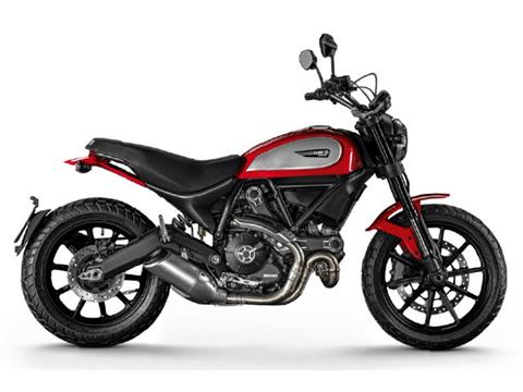 2018 Ducati Scrambler Icon in Northampton, Massachusetts