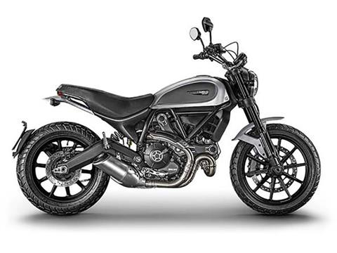2018 Ducati Scrambler Icon in Greenwood Village, Colorado
