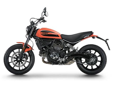 2018 Ducati Scrambler Sixty2 in Medford, Massachusetts - Photo 2