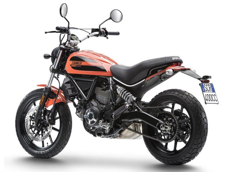 2018 Ducati Scrambler Sixty2 in Medford, Massachusetts - Photo 3