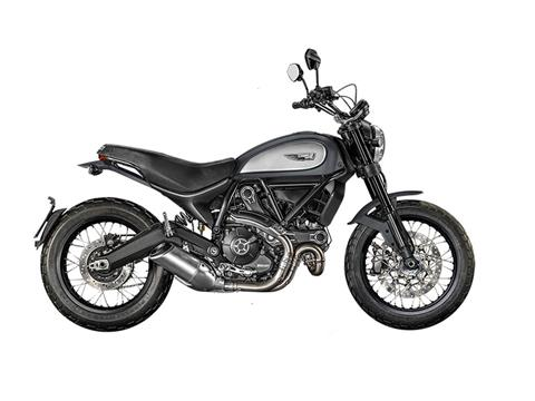 2018 Ducati Scrambler Street Classic in Greenville, South Carolina