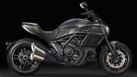 2018 Ducati Diavel Carbon in Northampton, Massachusetts