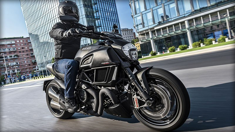 2018 Ducati Diavel Carbon in Gaithersburg, Maryland