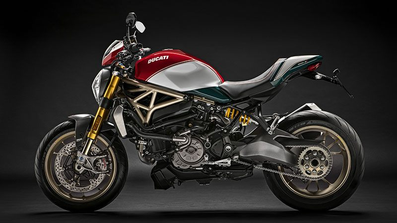 2018 Ducati Monster 1200 25° Anniversario in Medford, Massachusetts
