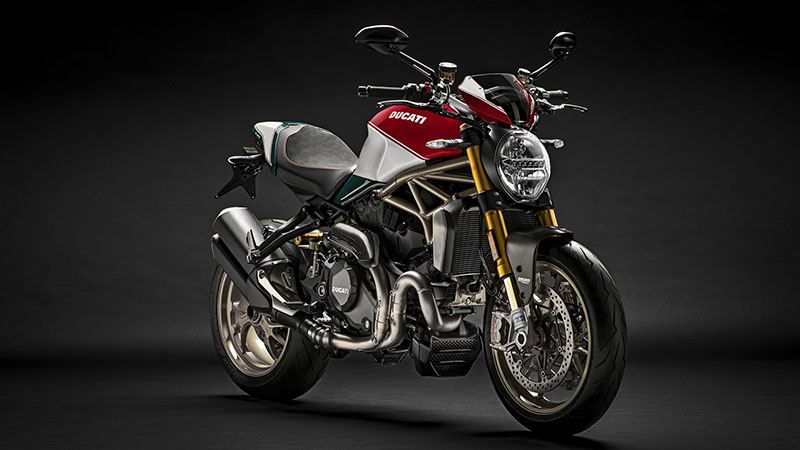 2018 Ducati Monster 1200 25° Anniversario in Stuart, Florida - Photo 3