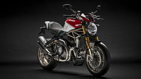 2018 Ducati Monster 1200 25° Anniversario in Greenville, South Carolina
