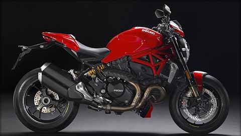 2018 Ducati Monster 1200 R in Columbus, Ohio