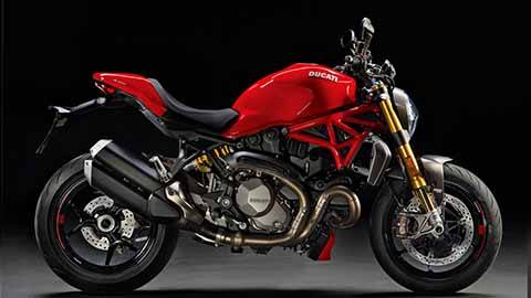 2018 Ducati Monster 1200 S in Brea, California - Photo 1