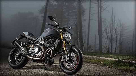 2018 Ducati Monster 1200 S in Greenville, South Carolina