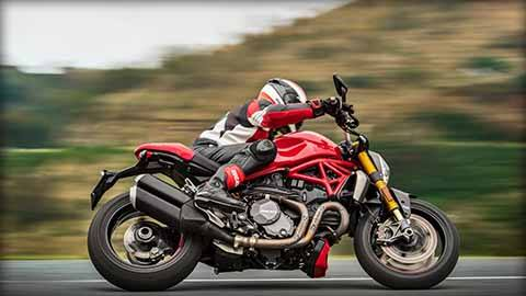 2018 Ducati Monster 1200 S in Medford, Massachusetts