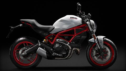 2018 Ducati Monster 797+ in Medford, Massachusetts