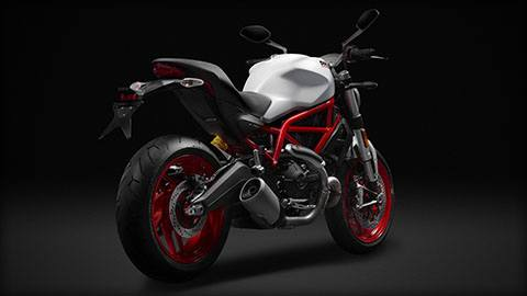 2018 Ducati Monster 797+ in Fort Montgomery, New York