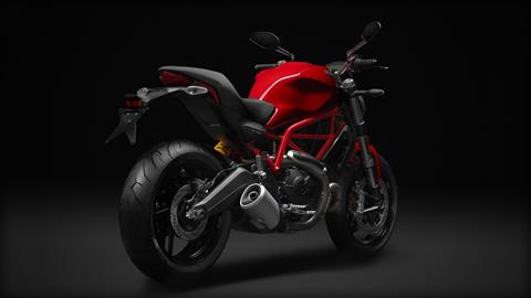 2018 Ducati Monster 797+ in Northampton, Massachusetts