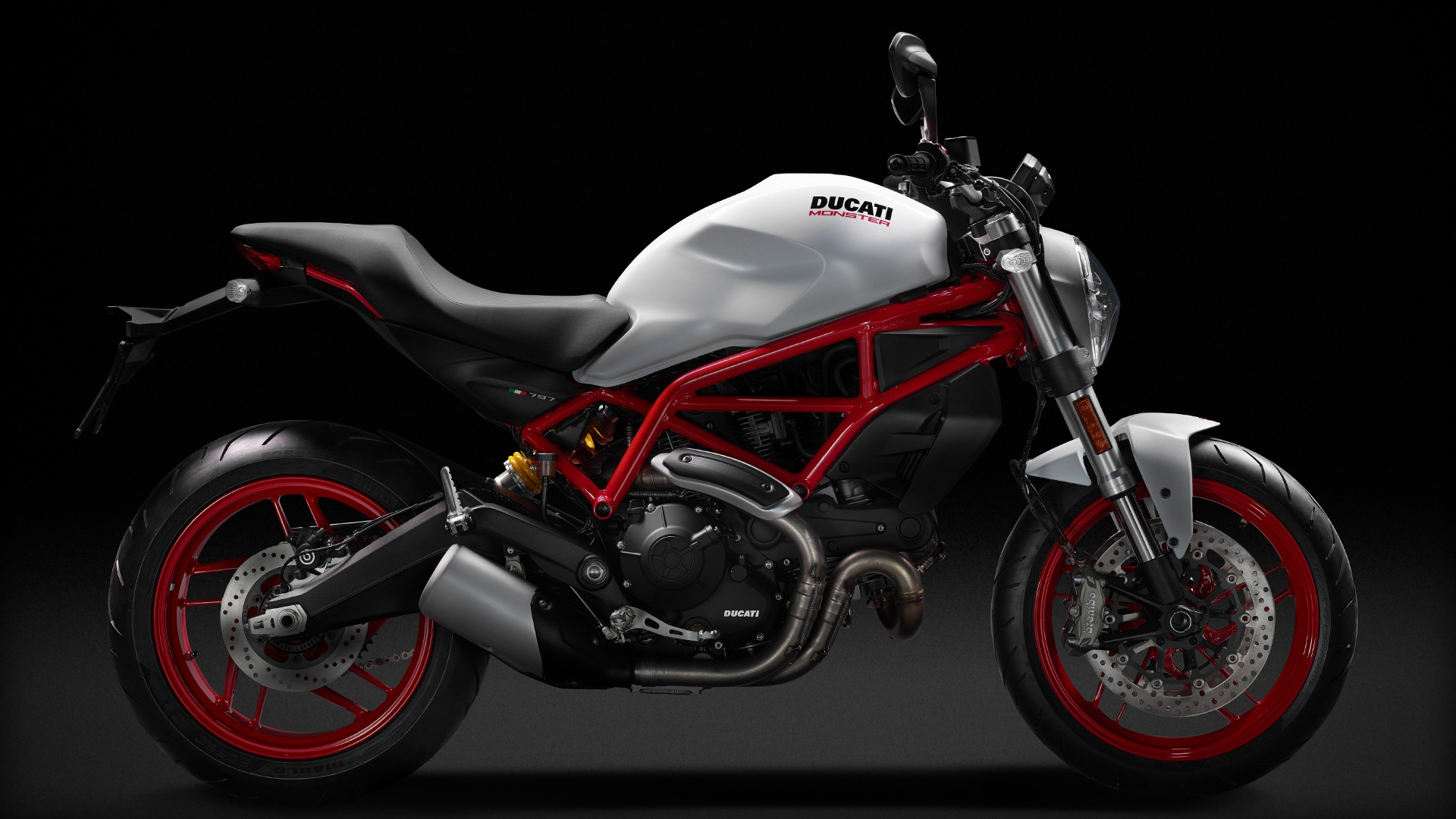2018 Ducati Monster 797+ in Oakdale, New York