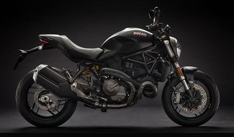 2018 Ducati Monster 821 in Thousand Oaks, California