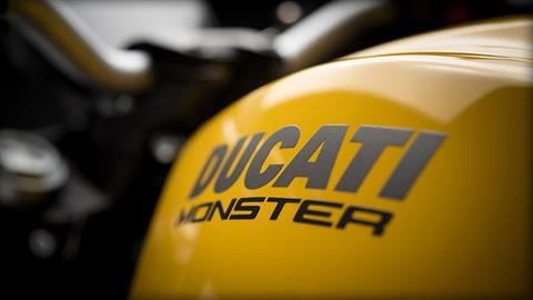 2018 Ducati Monster 821 in Springfield, Ohio