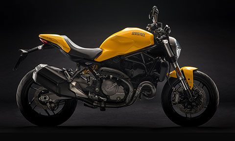2018 Ducati Monster 821 in Greenville, South Carolina